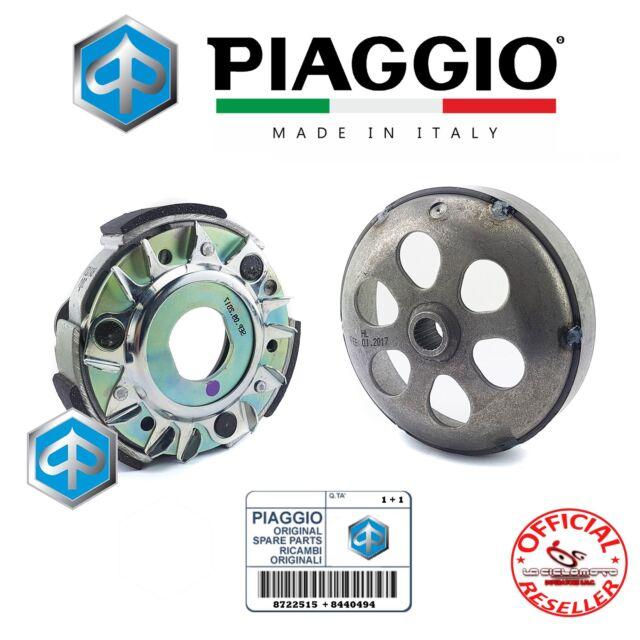Piaggio Vespa GTV 250 2006 2011 EMBRAGUE Y CAMPANA ORIGINAL PIAGGIO