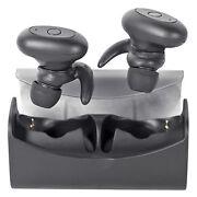 Rockville TRuRock TWS True Wireless Bluetooth In-Ear Headphones+320mAh Powerbank
