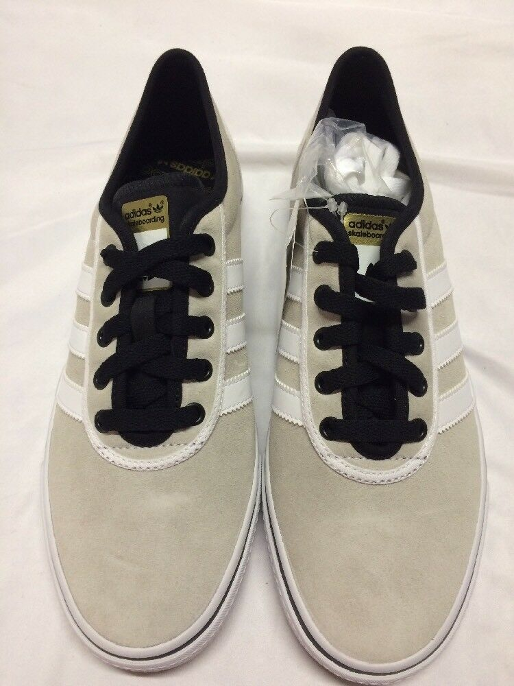 adidas skateboardingcream / blanc / noir, noir, noir, taille adidas hommes « s.eu 96e93f
