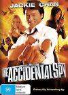 The Accidental Spy (DVD, 2013)