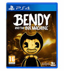 Bendy and The Ink Machine Sony PlayStation Ps4 Game 12 Years