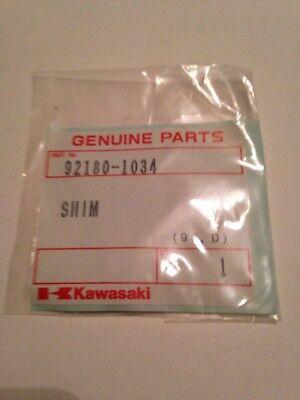 T=2.85 OEM NOS NEW Kawasaki 92180-1028 Shim