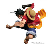 ONE PIECE - SCultures 6 Vol.3 Monkey D. Luffy Pvc Figure Banpresto