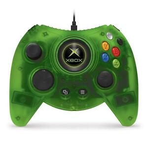 The-Duke-Throwback-Wired-Xbox-One-PC-Green-Controller-Hyperkin-Brand-New