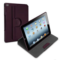Ipad Air 5 Keyboard Cover Tablet Case Usb Cable 9.7 Battery Cherry Rotating