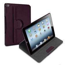 "iPad Air 5 Keyboard Cover Tablet Case USB Cable 9.7"" Battery Cherry Rotating NEW"