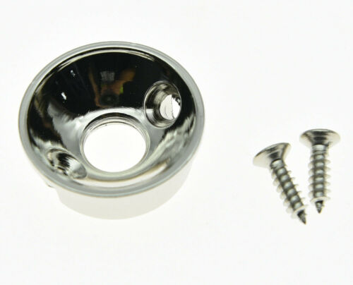 "Electrosocket Jackplate Tele Jack Plate fits 7//8/"" Hole Tele Various colors"