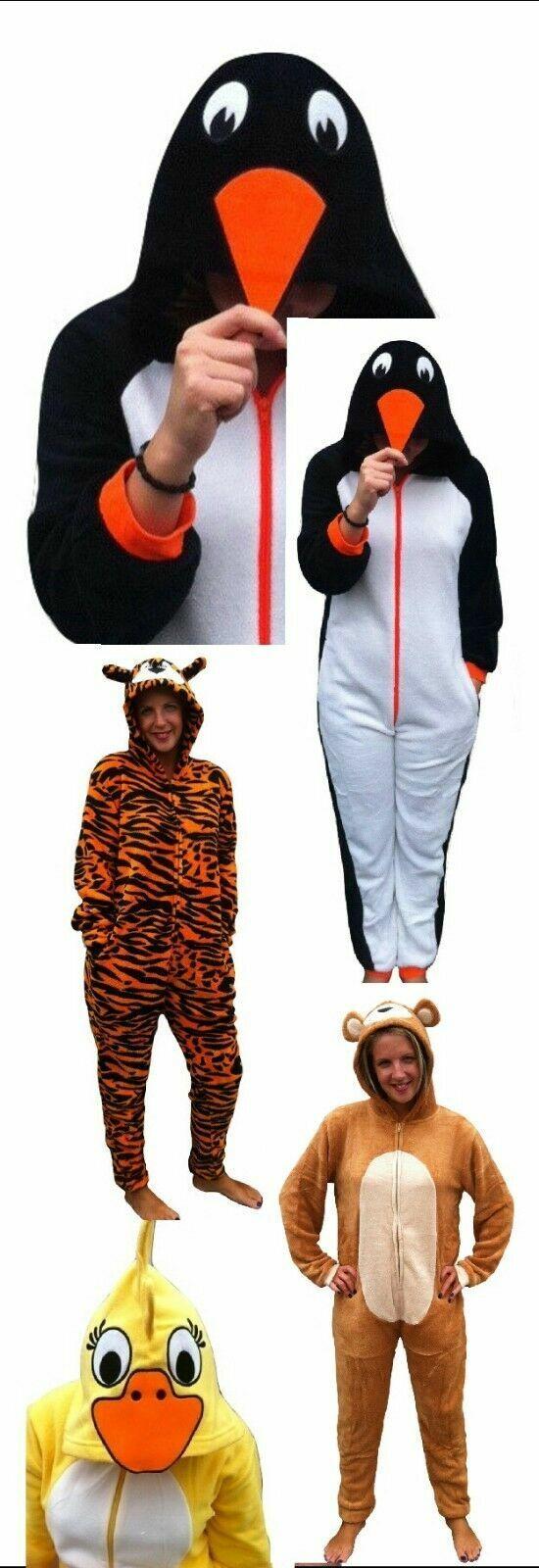 Womens,Mens,Kids 1Onesie1,Unisex,Tiger jumpsuit all in one adult fancy dress
