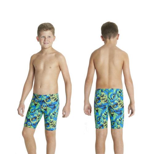 Speedo Badehose knielange Schwimmhose Jungen Kinder Jammer Junior Endurance B002