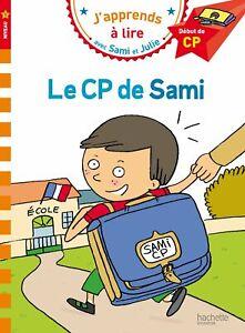 Sami-et-Julie-CP-Niveau-1-Le-CP-de-Sami-Laurence-Lesbre-Livre-Neuf-Broche-6-9ans
