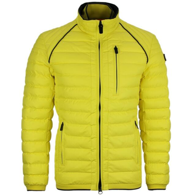 wellensteyn jacke herren winter gelb