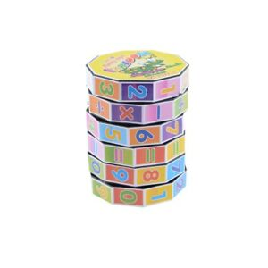 Children-Education-Learning-Math-Teaching-Aids-Puzzle-Cube-Spell-Answer-Toy-bPT