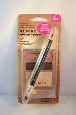 Almay Intense I-Color Shadow Trio - Green Eyes 034 & Rich Mocha Eyeliner