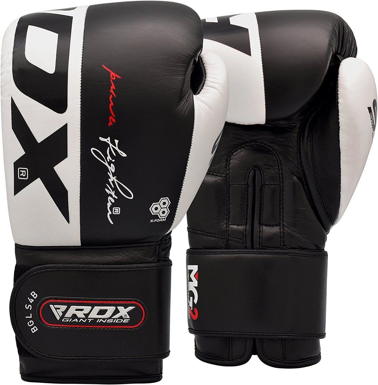 RDX Training Boxhandschuhe Kampf Boxen MMA Muay Thai Sparring Training AT