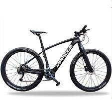 "Miracle 29er Mountain Bike Frame Carbon Fiber MTB Bicycle Matte UD 15""17""19""21"""
