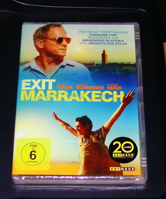 Exit Marrakech DVD FASTER SHIPPING NEW & Original Packaging