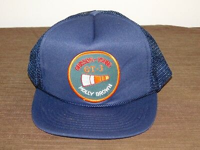 Liberal Cap Hat Astronaut Grissom Young Gt-3 Molly Brown Gemini 3 Space Mission New