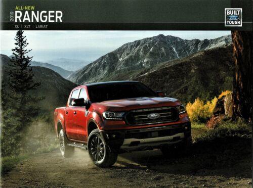 2019 Ford Ranger XL XLT Lariat Pickup Truck Dealer Sales  Brochure
