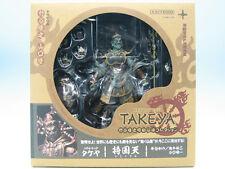 REVOLTECH TAKEYA SERIES 005 Jikokuten Action Figure Kaiyodo