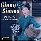 Ginny Simms - I'd Like to Set You to Music (2001)