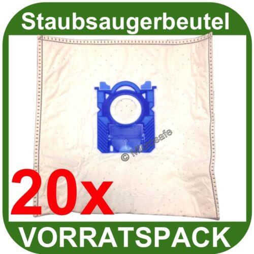 20 Staubsaugerbeutel zu Electrolux Z 3300-3395