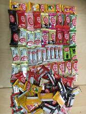 New limited Nestle Kit Kat Mini Chocolate 50 Bars Random Assort in lacky bag JP2