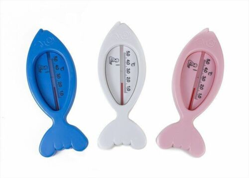 Baby Toddler Bath Thermometer Safety Floating Fish Design Water Temperature UK