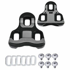 New Look ARC compatible Cleat Float 0° Degree Wellgo RC-6 RC6 Pedal Bike Black