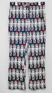Star-Wars-Medium-Men-039-s-Christmas-Storm-Troopers-Lounge-Pants-Pajamas-New