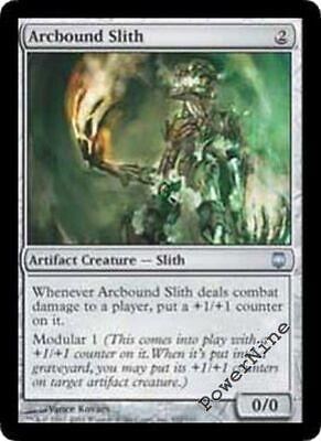 1 FOIL Arcbound Slith Artifact Darksteel Mtg Magic Uncommon 1x x1
