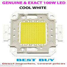 100W High power Bright 100 Watt SMD LED Diode Bulb Light Cool White Brand new