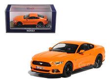 2015 FORD MUSTANG FASTBACK GT 5.0 VOLCANO ORANGE 1/43 MODEL CAR BY NOREV 270545