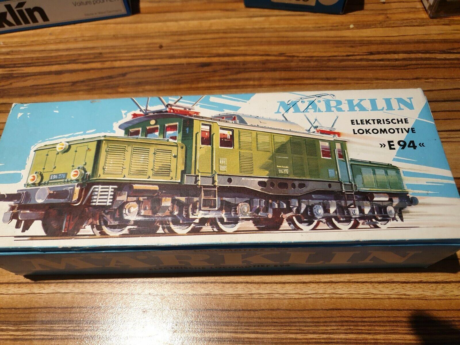 rari   marklin   E-Lok 94 112-9 coccodrillo della    RHB    painted OVP a8c03e