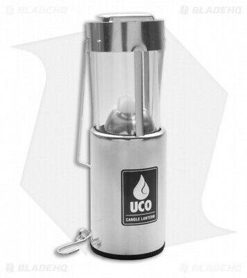 UCO Aluminum Candle Lantern New