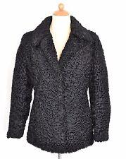 A33 Buhkara Persianer Jacke Pelz Pelzjacke Pelzmantel  Lamb fur coat Gr. L