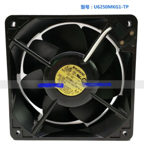 For IKURA FAN U6250MKG1-TP 230V cooling fan 160*55MM