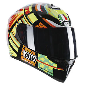 CASCO-INTEGRAL-AGV-K3-K-3-SV-SUPERIOR-PLK-ELEMENTS-TALLA-M-S-PINLOCK