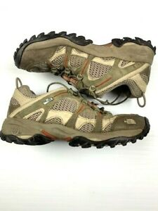 THE-NORTH-FACE-Womens-Hiking-Shoes-Size-8-Brown