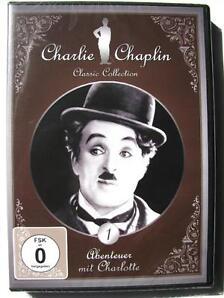 DVD - Charlie Chaplin Classic Collection 1 - Sie bieten & wir spenden!