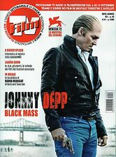 Film Tv.Johnny Depp,Black Mass,Antonio Capuano,ggg