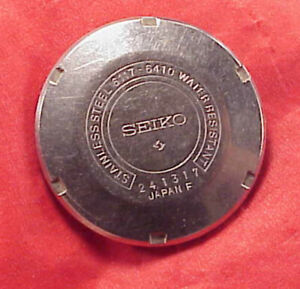 Seiko-6117-6410-Navigator-Timer-1970-Automatic-24Hr-Rotating-Bezel-BACK