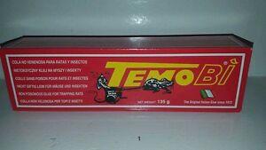 Temobi rat mouse glue X 2 - <span itemprop=availableAtOrFrom>Uk, United Kingdom</span> - Temobi rat mouse glue X 2 - Uk, United Kingdom