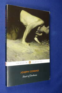 HEART OF DARKNESS Joseph Conrad BOOK Classic Fiction Inspired Apocalypse Now Pb