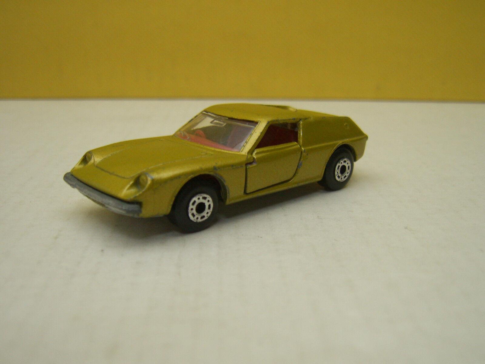 Búlgaro Matchbox Superfast Lotus Lotus Lotus Europa № 5 oro 1969 f200ea