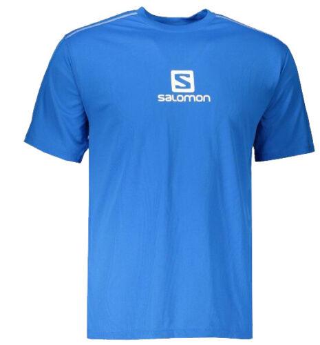 Salomon Funktions-T-Shirt Prince Blue neu