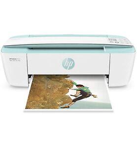 HP DeskJet 3755 All-in-One Printer-Phone to Print-Copy-Scan-Wireless-Compact NIB