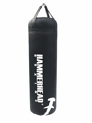 PROLAST 150-lb Filled Black 6FT Muay Thai Boxing Heavy Punching Bag Made in USA