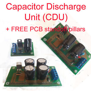 Ponctuel Model Railway Cdu Capacitor Discharge Unit Hornby Seep Peco Points Motor Cdu Pour Revigorer Efficacement La Santé