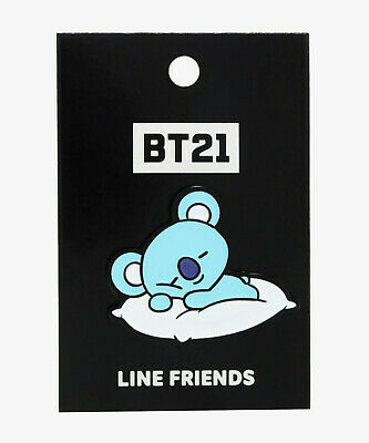 BT21 Official Merchandise by Line Friends CHIMMY Character 5 Piece Decal Stickers