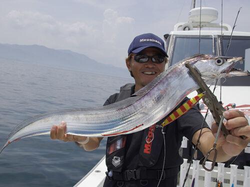 Megabass SLASH BEAT 180g Cutlassfish